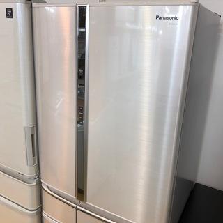 【安心の6ヶ月保証】Panasonicの6ドア冷蔵庫あります!!
