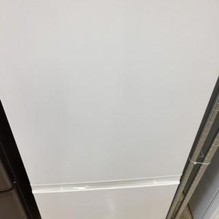 9/13東区和白   Aqua157L 2ドア冷蔵庫  2018...