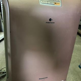加湿器 09年式 Panasonic