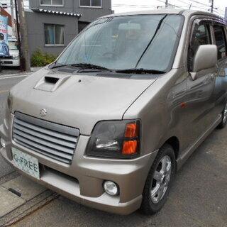 平成14年式 スズキ ワゴンR RR-SWT 走行69900キロ...
