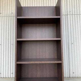 ◇キャスター付き本棚、書棚◇大きめサイズ◇3台限り◇