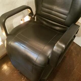 電動椅子、リクライニング椅子 美容室シャンプー椅子
