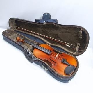 国産 鈴木バイオリン 4/4 No330 ケース 弓 メンテ済 1984年 アジャスター内蔵テールピース 搭載 手渡し 全国発送対応 本体美品 中古バイオリン 愛知県清須市より - 売ります・あげます