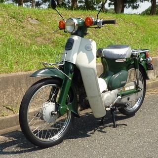 【商談中】カブ収穫祭!ホンダ スーパーカブ 50 緑 AA01 ...