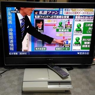 ソニーハイビジョン液晶テレビ チューナー故障