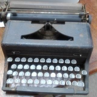 タイプライター ジャンク品 ARROW社製