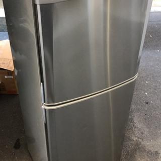 ミツビシ 2ドア冷蔵庫 155L 2007年 元町