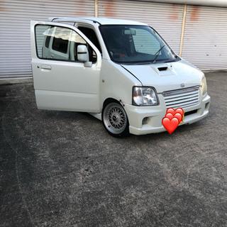 SUZUKIワゴンRmc21