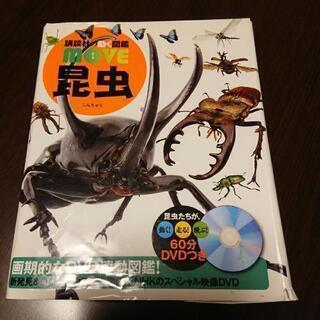move昆虫動く図鑑