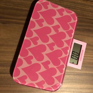 デジタル体重計 MAQUINOマッキーノの体重計