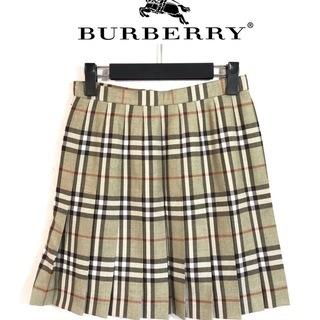BURBERRYS バーバリーチェック レアなヴィンテージスカート