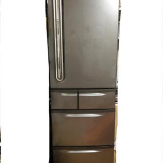 TOSHIBAノンフロン冷凍冷蔵庫