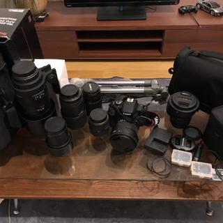カメラ一式売ります