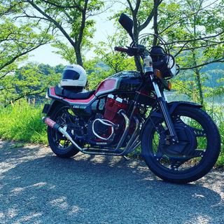 cbx400f  単車  400cc  バイク