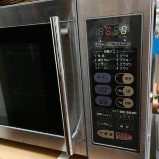 オーブン電子レンジ オーブントースター