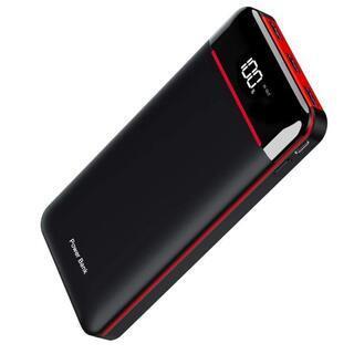 ☆新品☆モバイルバッテリー・25000mAh・急速充電・3出力・...