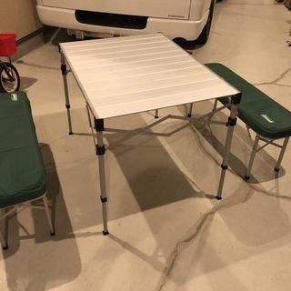 コールマン(Coleman) テーブル ピクニックテーブルセット