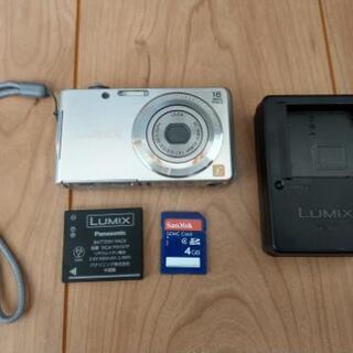 LUMIX16 デジタルカメラ