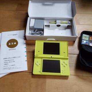 【値下げします】ニンテンドーDSi + ソフト6本 + ケース ...