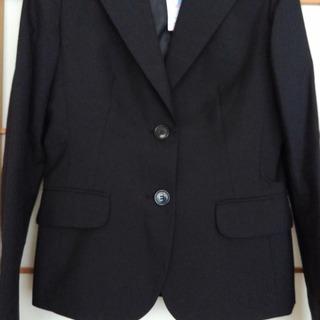 黒のジャケット(女性9号サイズ)