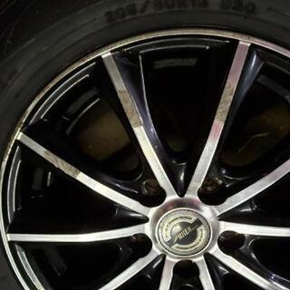 ダンロップ スタッドレスタイヤ 16インチ タイヤ ホイール セット