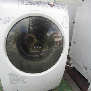 持ち帰り特価ドラム乾燥洗濯機9キロ 2012年製