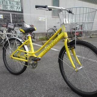 中古子供自転車672 前後タイヤ交換❗ 子供自転車 24インチ ...