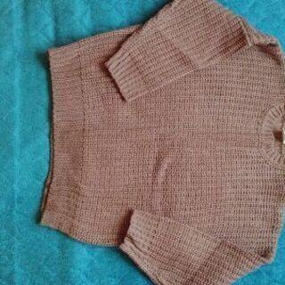 女の子130セーター