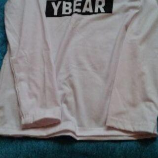 140長袖シャツと140ベビードールズボン