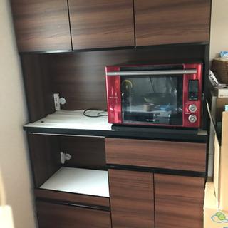 食器棚 ¥0で差し上げます。