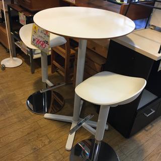 IKEA バーテーブル&チェア3点セット 廃盤 BILLSTA ...