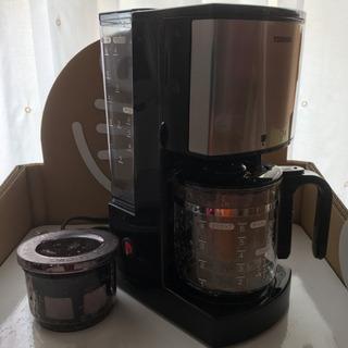 TOSHIBA コーヒー/お茶 メーカー
