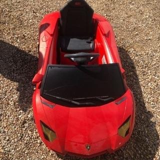 子供が乗れる電動自動車