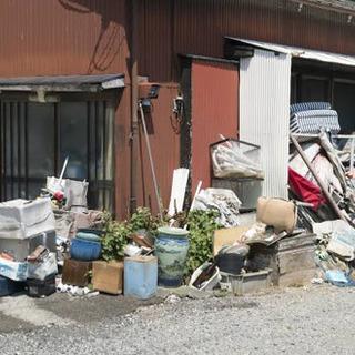 ゴミ屋敷を売ってください!【空き家】【処分無料】
