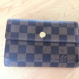 ヴィトンのお財布