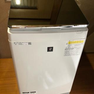 2018年 シャープ 大容量11kg 洗濯乾燥機  超音波ウォッシャー