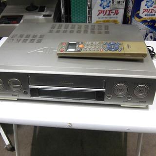 札幌 東芝 VHS ビデオデッキ A-S100 リモコン付き 映像機器