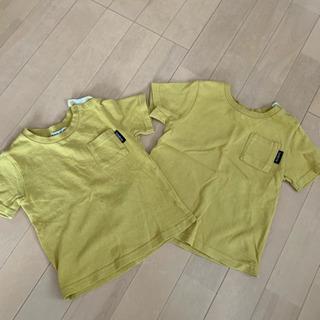 双子のTシャツ