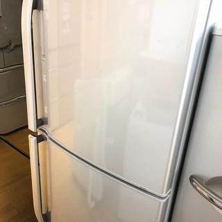 【国内メーカーを破格で】SHARPの2ドア冷蔵庫あります!