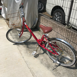 【¥0】子供用自転車 22インチ 引取のみ - 自転車