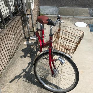 【¥0】子供用自転車 22インチ 引取のみ - 草津市