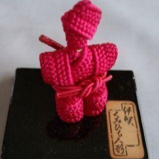 伊賀組紐人形