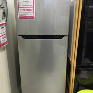 Hisense 2ドア 冷凍冷蔵庫 HR-B12AS 2018年
