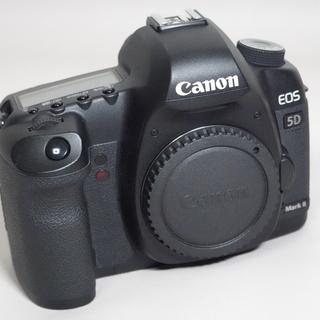 【代引き発送可】Canon EOS 5D mark2 ボディのみ