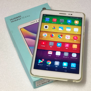 【値下げ!】HUAWEI  MediaPad  T2  8  P...