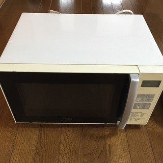 電子レンジ、炊飯器をあげます