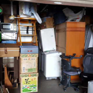 エアコン取り外し 遺品整理 回収 小規模解体 ゴミ屋敷片付け