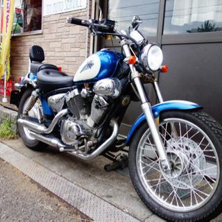 ヤマハ ビラーゴ250s    単車 250cc