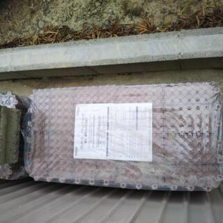 【取引中】クレガーレバルコニータイル樹脂TV10RB 20枚