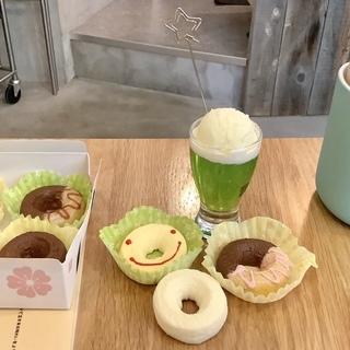 ワークショップ ☆クリームソーダとドーナツを作ろう☆【予約…